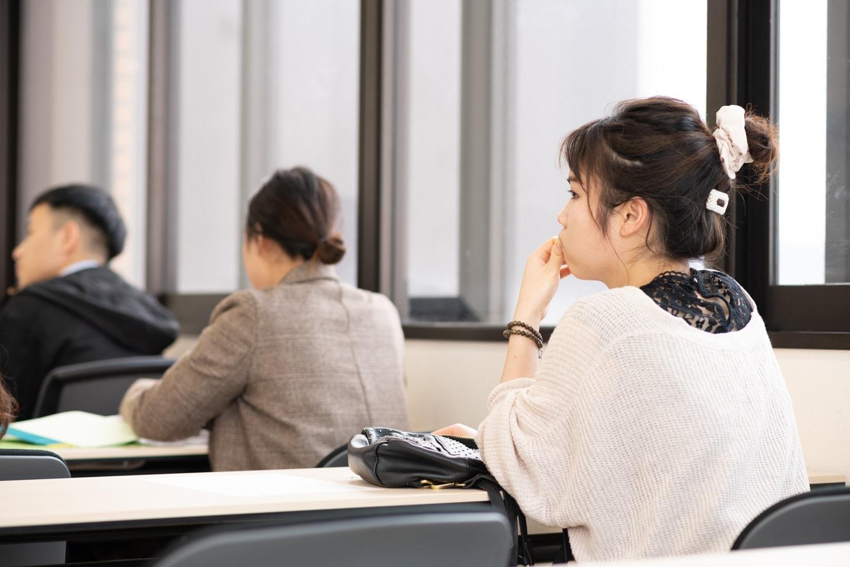 日本語学科|日本の考え方、日本の文化等も理解し、自分の意見など発表できる能力をつける。