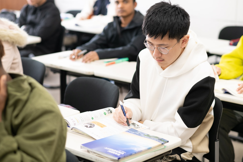 国際通訳ビジネス学科