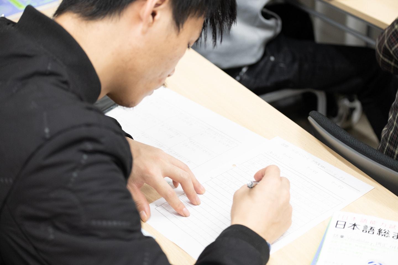 建築CAD学科|ビジネスの現場で必要な日本語のマナーを習得できる