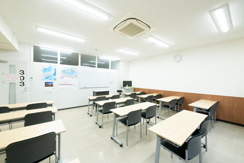 貸し教室・会議室の貸し教室・会議室「303」