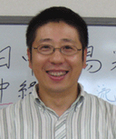 スタッフ紹介の楊 義申