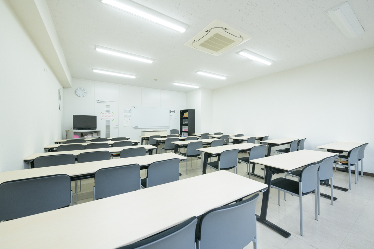 603教室